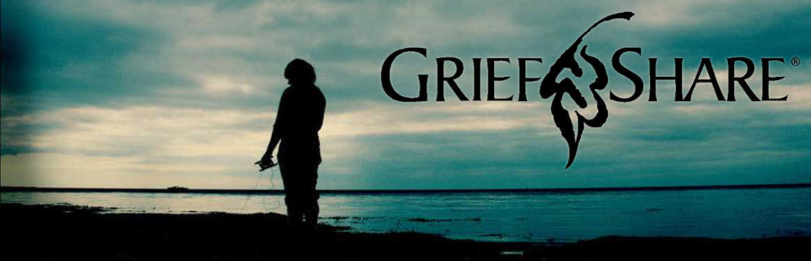 Grief share Home page Banner