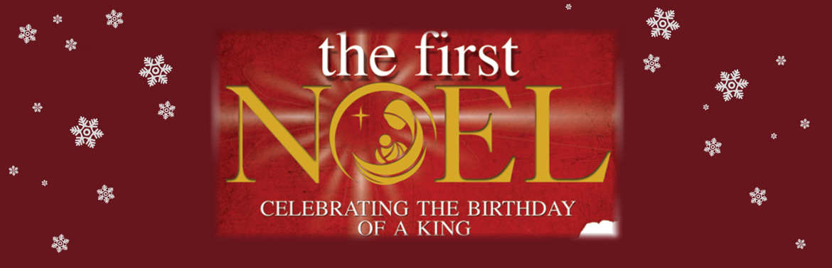 The First Noel Banner
